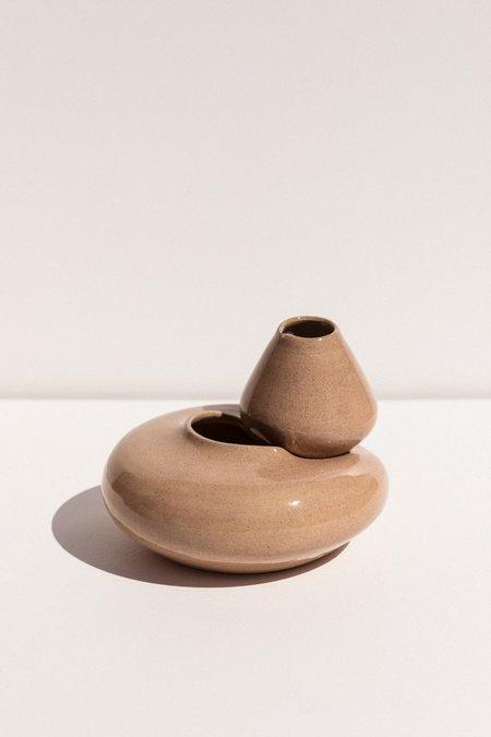 Glost Studios Cluster Vase - Biscuit