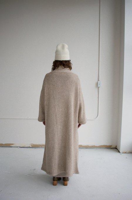 Atelier Delphine X-Long Haori Coat - Natural
