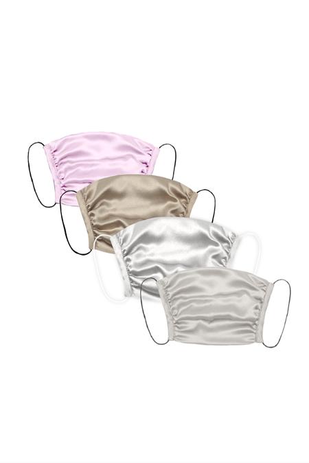 KES 4 in 1 Pack Peace Covering Boudoir Silk Bundle
