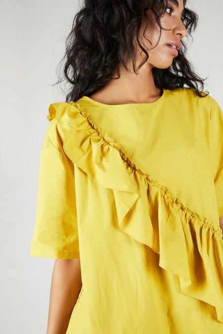 INTENTIONALLY _________ MARKE Dress - Mustard
