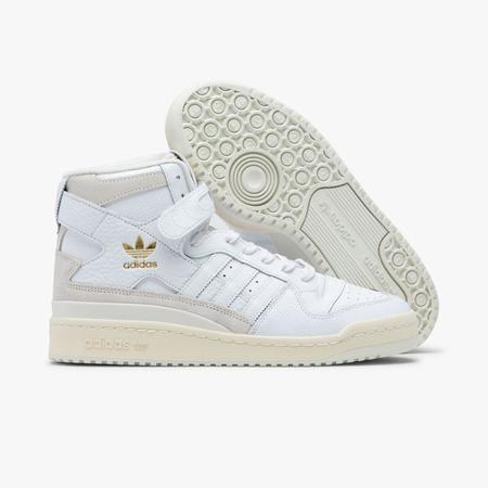 adidas Forum 84 Hi SNEAKERS - WHITE