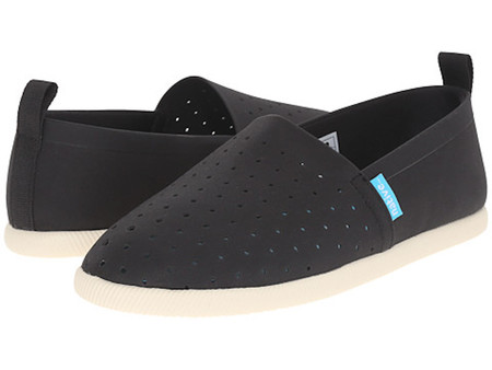 KIDS Native Venice Shoe - JIFFY BLACK
