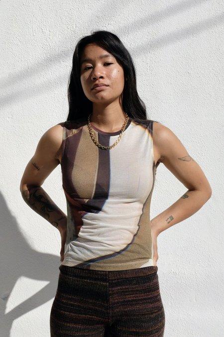 Paloma Wool Olivino Tshirt - Natural