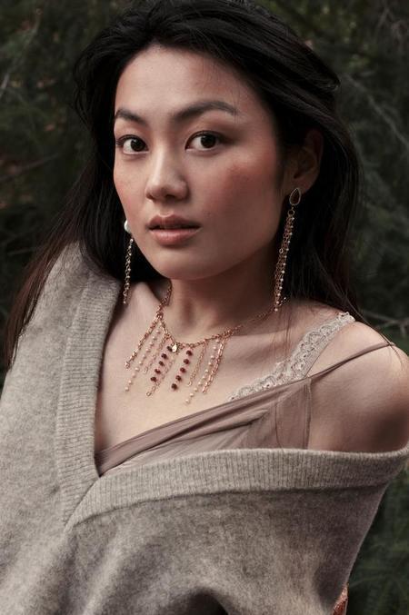 Necklace Hazel in -Gold