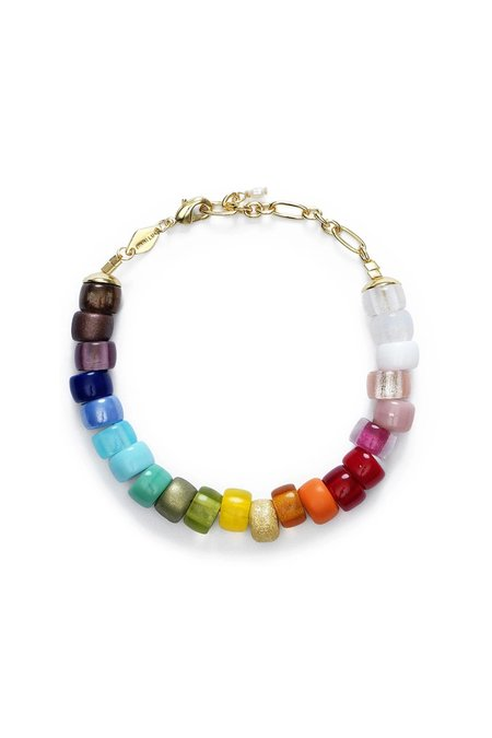 Anni Lu Big Nuanua Bracelet - Rainbow