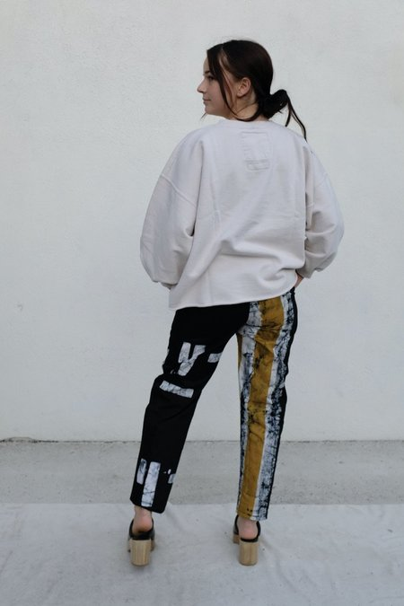 Osei-Duro Kpong Trousers - Cut & Paste