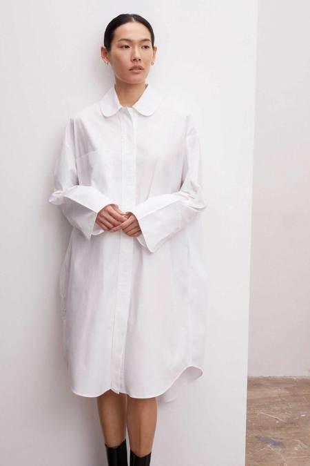 Unisex Kowtow Playground Dress - White