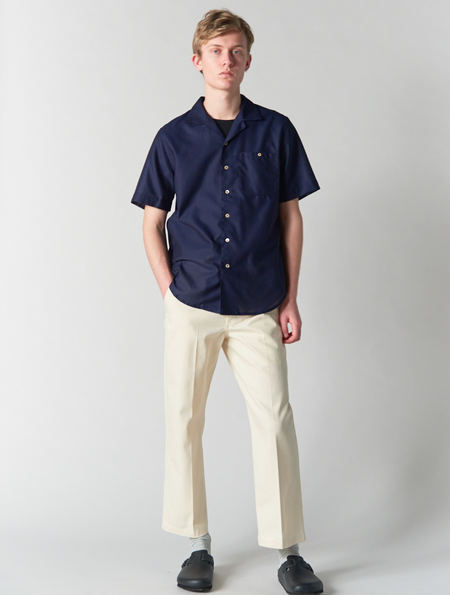 A Kind Of Guise Gioia Shirt Navy