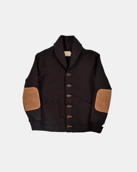 Dehen Shawl Sweater Coat 2.0 - Black