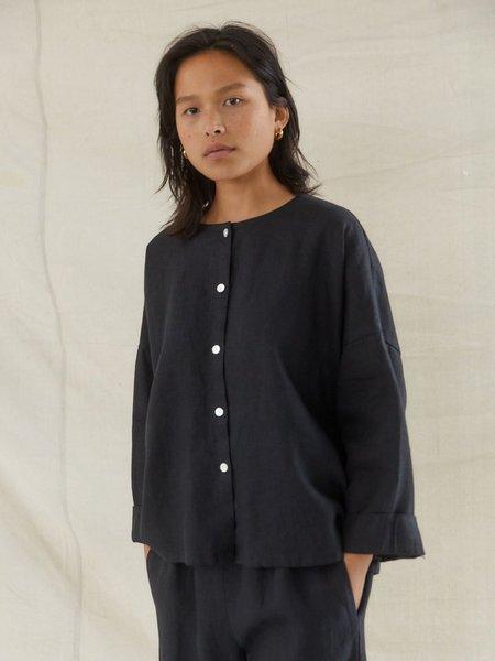 Steven Alan Lucky Shirt - Black