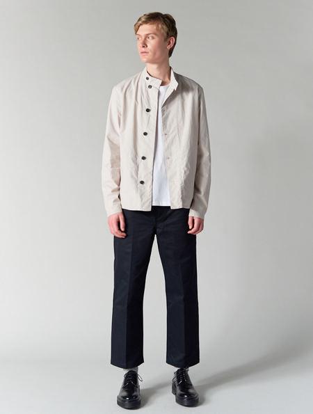 Stephan Schneider Ecru Shirt Jacket Phases