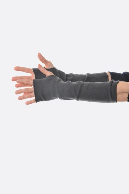 Oyuna Lecca Fingerless Gloves - Iron