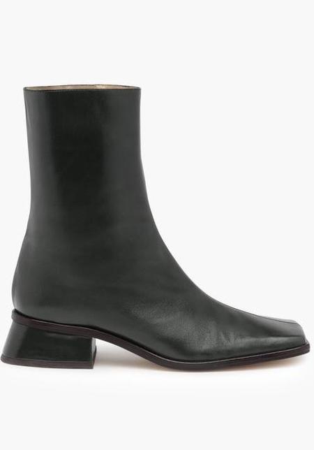 Paloma Wool Cosima Boots - Dark Green