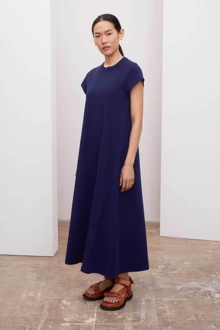 Kowtow Cap Sleeve Dress - ink