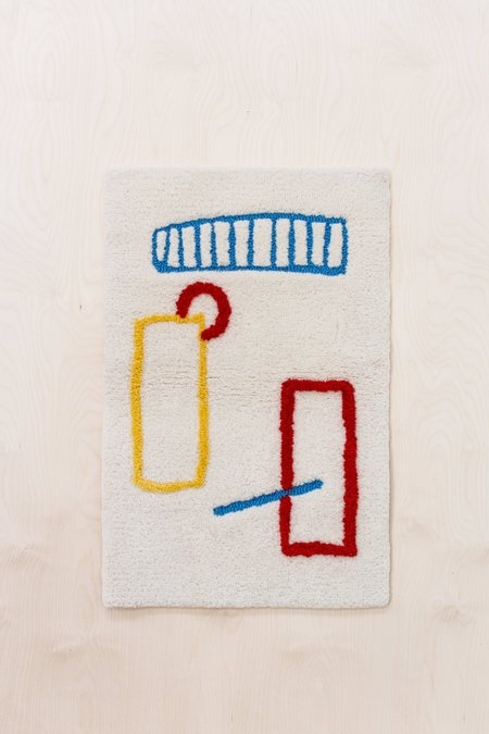 Country of Origin Tufted Wall Hanging #8