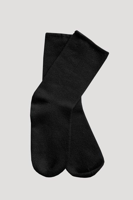 Oyuna steppe socks - black