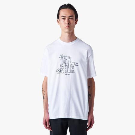 Carhartt WIP Stoneage T-shirt - White