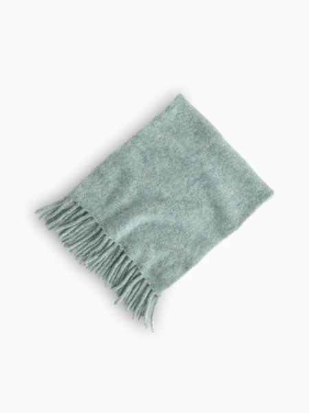 Alex Mill Oversized Brushed Wool Scarf