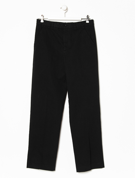 Our Legacy Black Work Twill Chino 22
