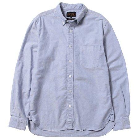 Beams Plus B.D. Oxford Shirt - Blue