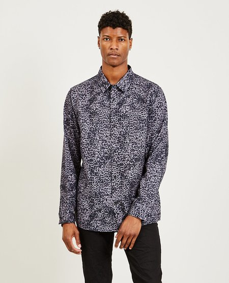 Ksubi Jungle Shirt - Black