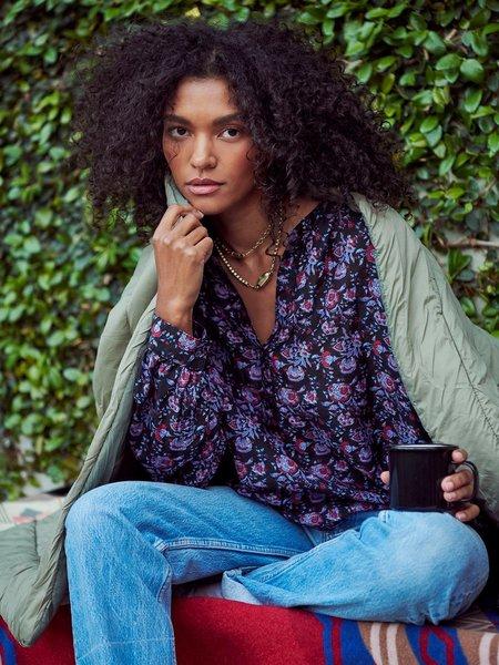 Xirena Romi Top - Black Beauty