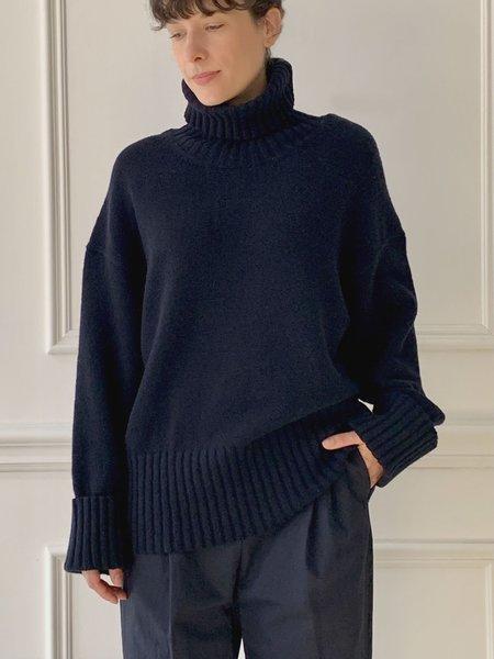 CHRISTIAN WIJNANTS Klee Sweater - Navy