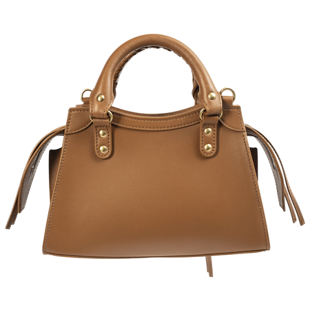 Balenciaga Neo Classic Mini Bag -Brown