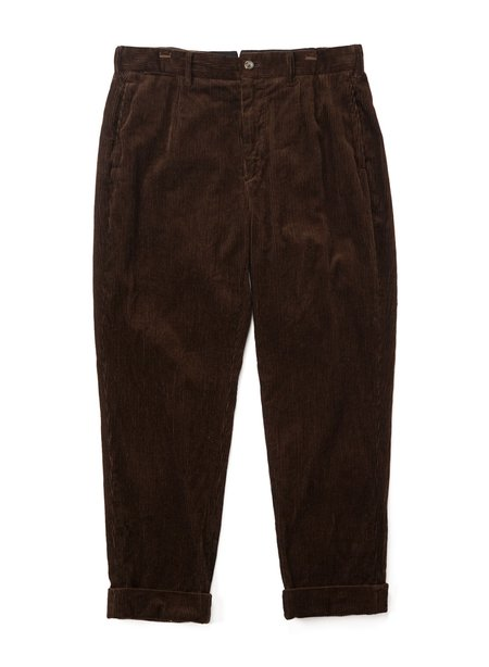 Engineered Garments Andover Cotton 8W Corduroy Pant - Brown