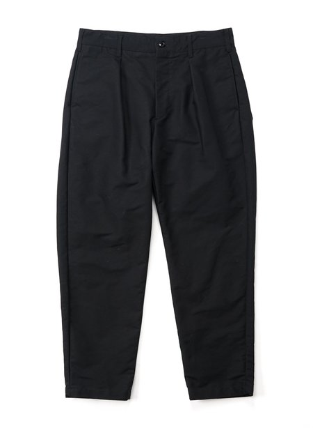 Engineered Garments  Cotton Double Cloth Carlyle Pant - Black