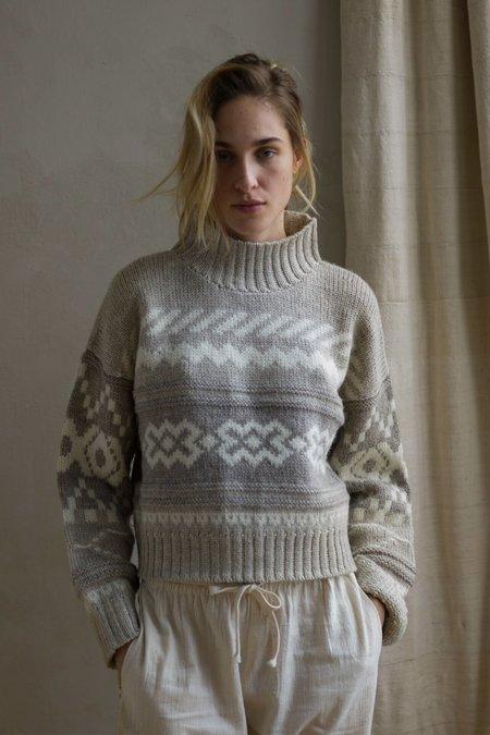 Nymane Nadia Sweater - Grey