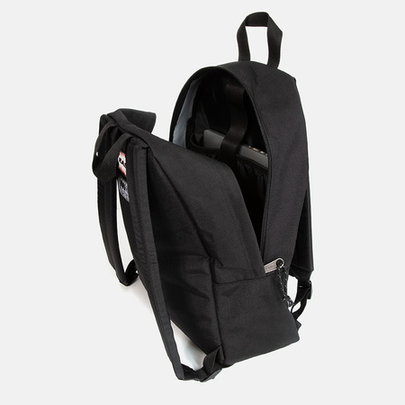 MM6 X Eastpak Dual Sided XL Backpack- Black