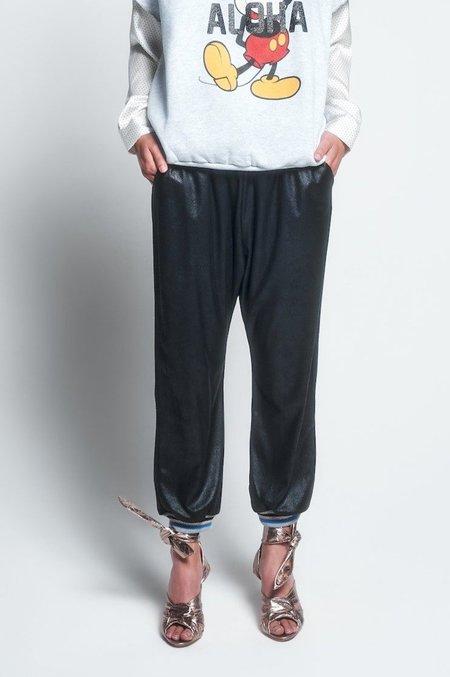 Aquarius Cocktail ANGELA pants - faux leather