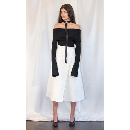Pari Desai Paz Wrap Skirt