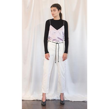 Pari Desai String Camisole Lilac