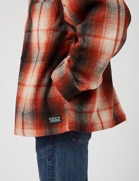Levis Portola Chore Coat - Picante Red