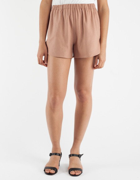 Ozma Litta Shorts Sand