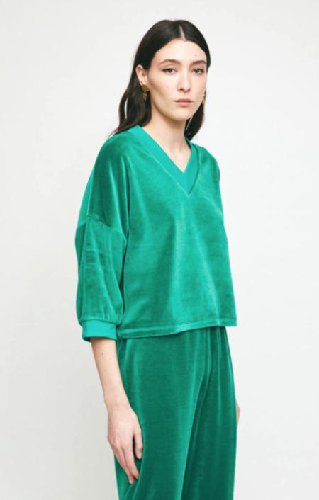 Rita Row Adelfa Sweatshirt - Green