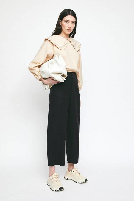 Rita Row Lila Shirt - Ecru