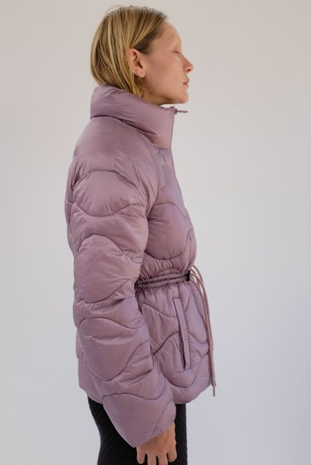 OOFWear Puffer Jacket - Wisteria