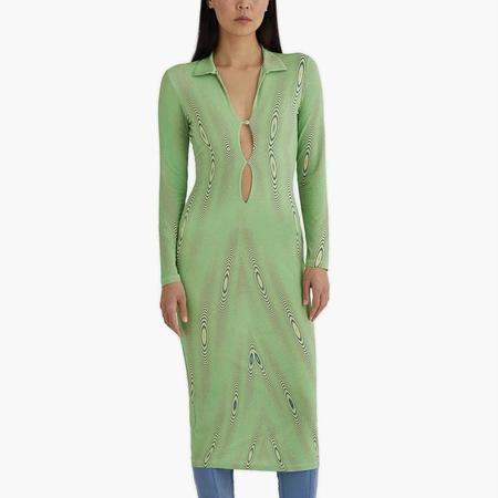 Paloma Wool Gamma Dress - Green