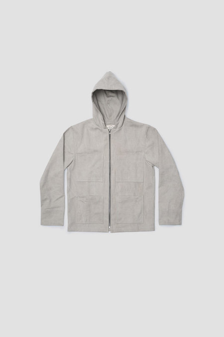 ALEX CRANE BIGHT JACKET - BEACH