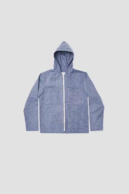 ALEX CRANE BIGHT JACKET - OCEAN