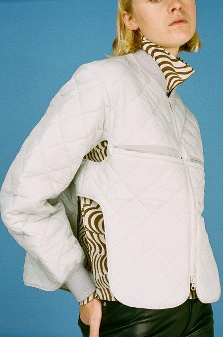 ECKHAUS LATTA Sleeping Jacket - Powder