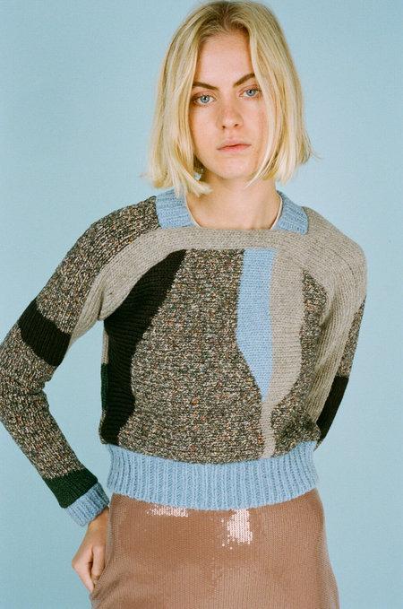 ECKHAUS LATTA Ab-Ex Sweater - Painter