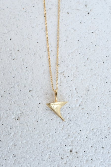 Mercurial Studio Dainty Rose Thorn NECKLACE