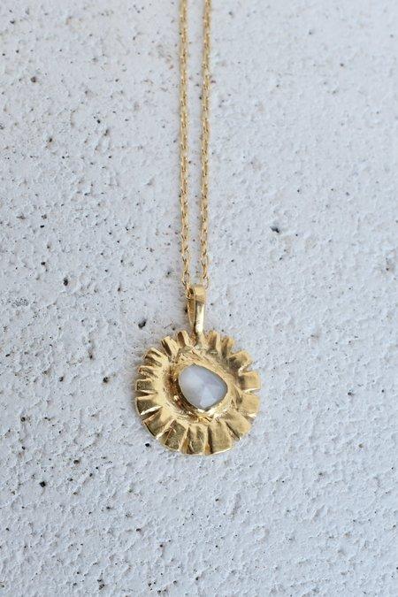 Mercurial Studio Helios Necklace