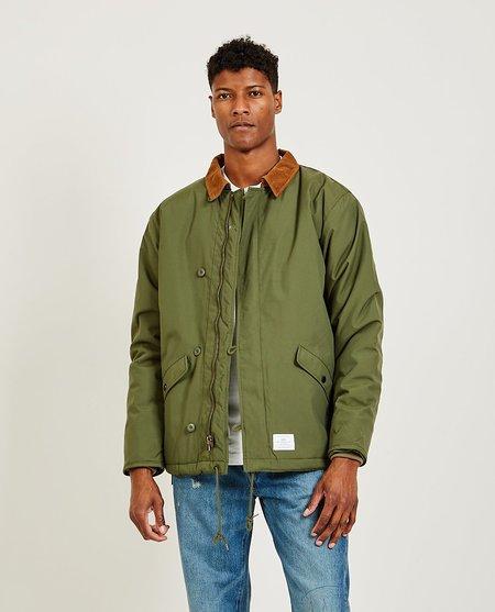 ALPHA INDUSTRIES Deck Jacket - Dark Green