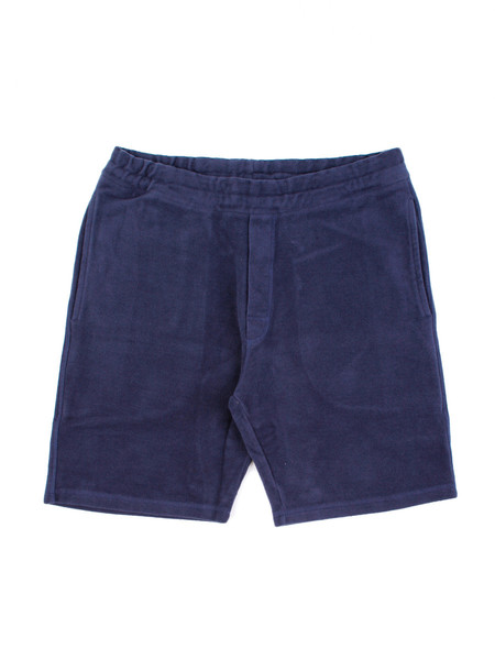 Norse Projects Jarl Solid Brushed Short Navy