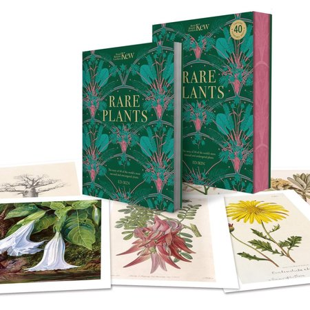 Ingram Kew Rare Plants Forty of the world's rarest and most endangered plants
